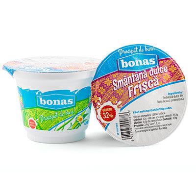 smantana-dulce-frisca-185g-bonas-lactate